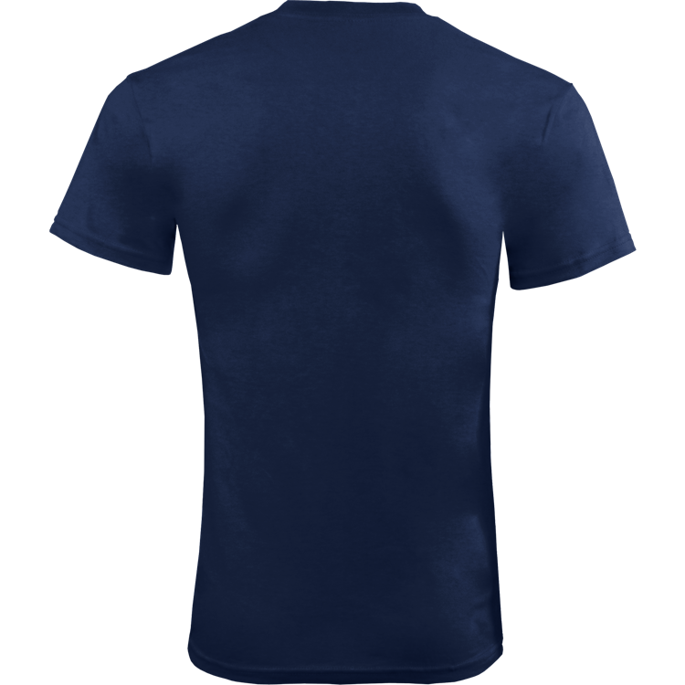 Men's Tagless Short Sleeve Tee