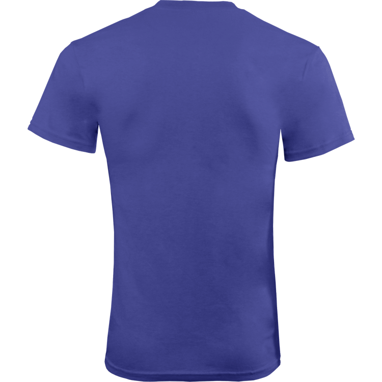 Tagless® Short Sleeve Tee Purple
