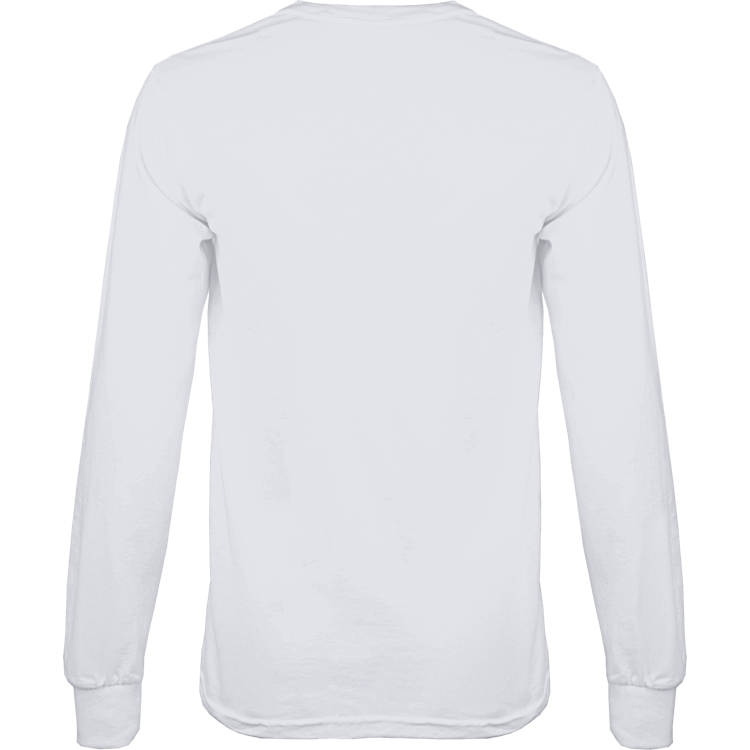 Unisex Hanes Tagless Long Sleeve Tee