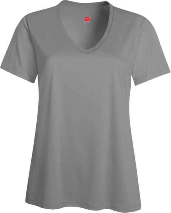 Hanes Cool DRI® Performance V-Neck Short Sleeve Tee