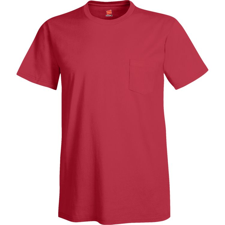 Nano-T® Short Sleeve Pocket Tee