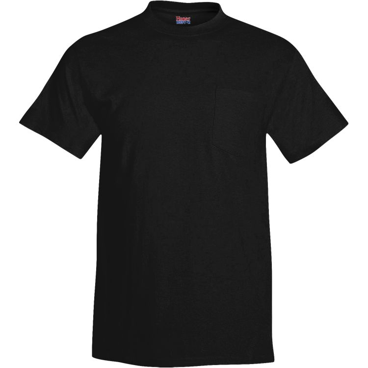 Beefy-T® Short Sleeve Pocket Tee