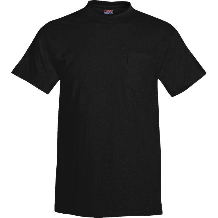 Beefy-T® Short Sleeve Pocket Tee