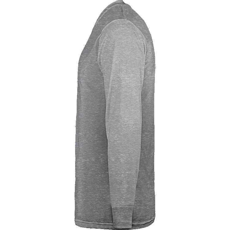 GTC Unisex Gray Long Sleeve Tee