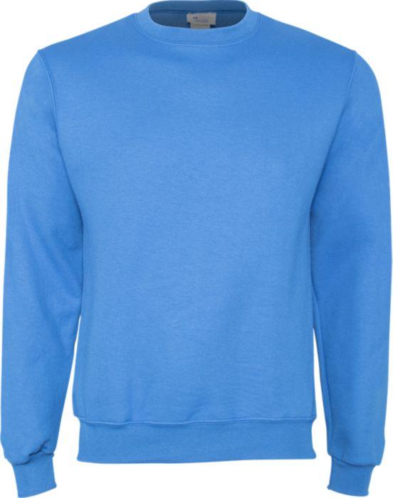 Royal Crew Neck Sweatshirt w/Glitter