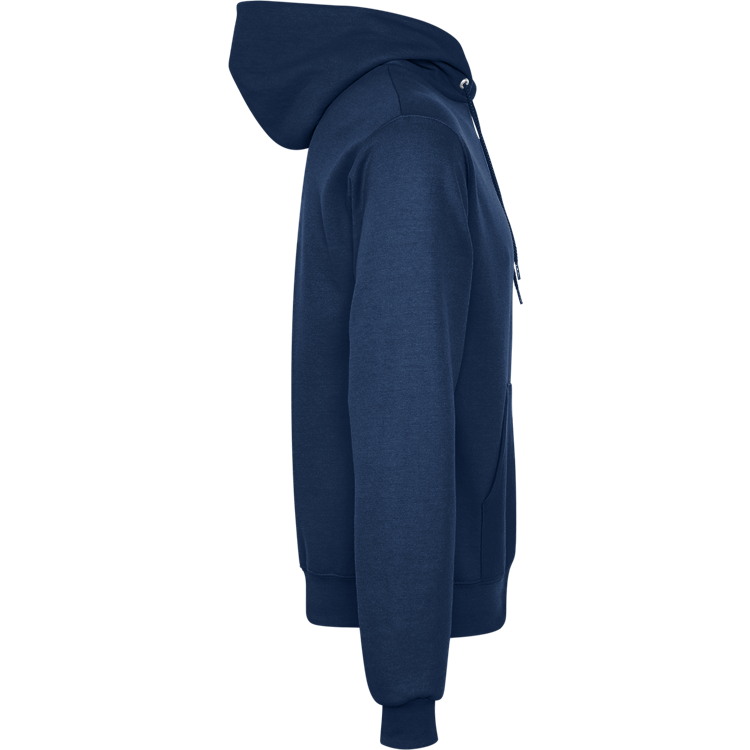 Powerblend Fleece Hoodie with Back Name Option