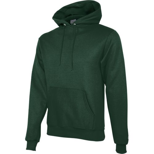 ccc7efe340b4 Powerblend® Fleece Hoodie - Dark Green