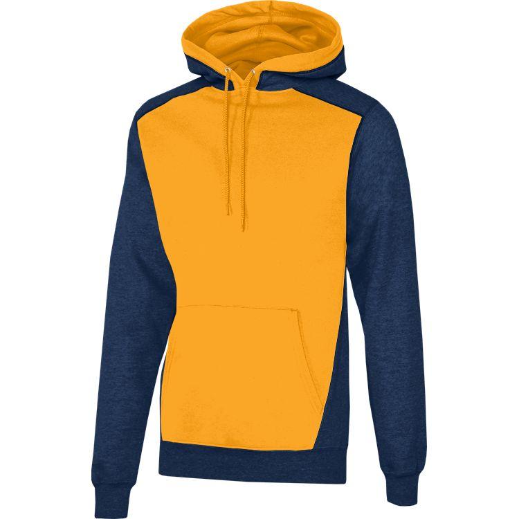 Colorblock Powerblend® Eco Fleece Hoodie