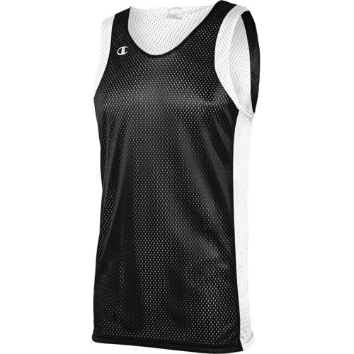 baf7c16f7428 Champion Reversible Basketball Practice Jersey. Reversible Basketball  Practice Jersey - Black White