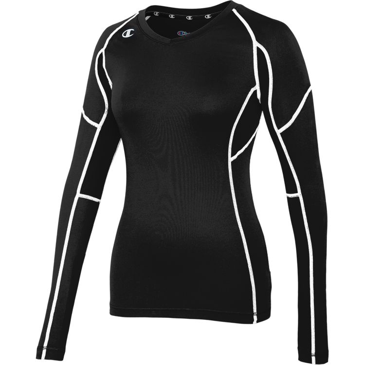 22dffeff1e3 Champion Long Sleeve Volleyball Jersey