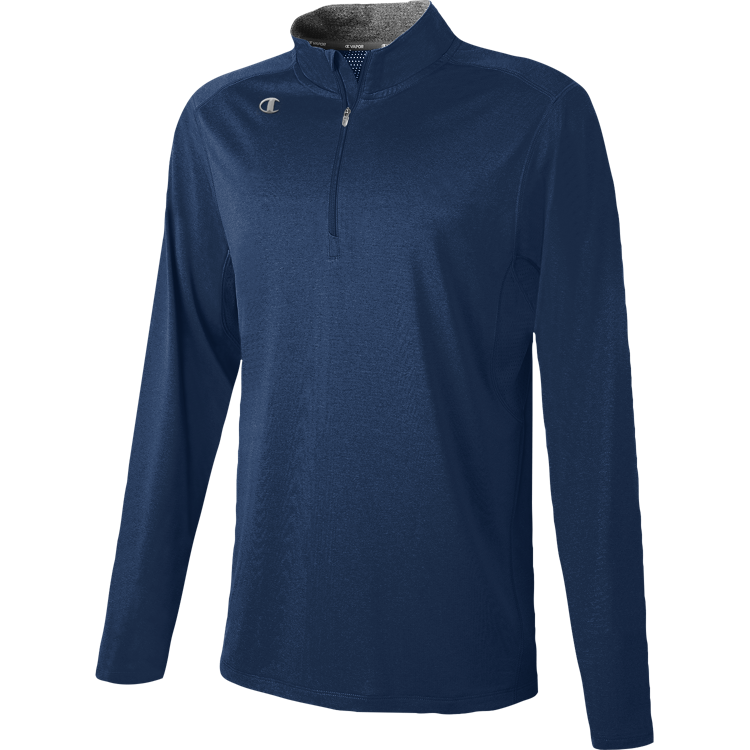 Vapor® Heather 1/4 Zip Pullover