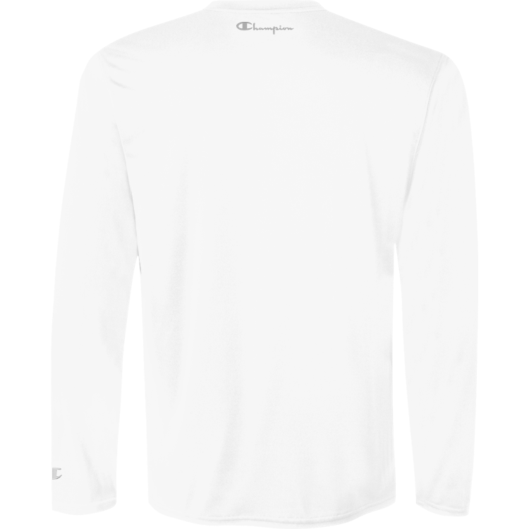 Essential Double Dry® Long Sleeve Tee - DTG