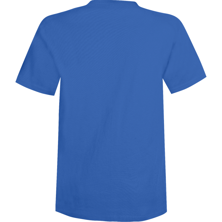 Short Sleeve AFSCB Shirt Blue