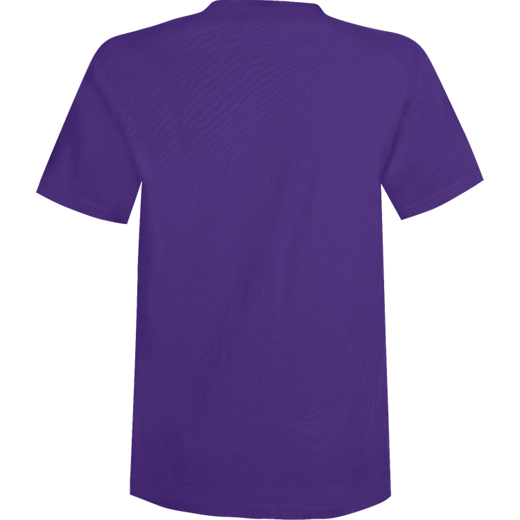 Purple Cotton Gravity Shirt