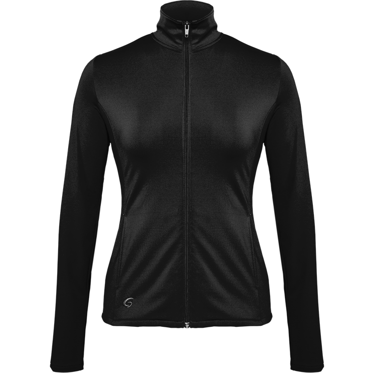 Black Jacket w/Glitter