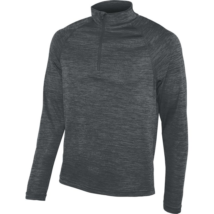 Space Dye 1/4 Zip Pullover