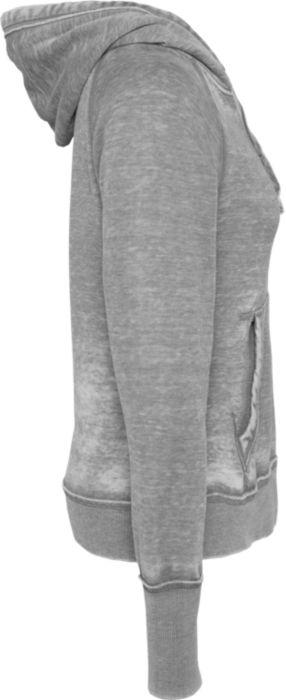 AFDA Raglan Hooded Pullover