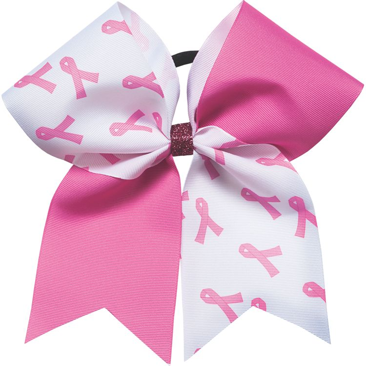 Pink Ribbon Bow
