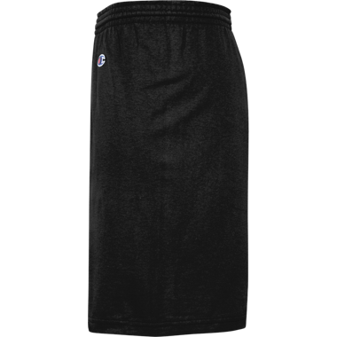Legacy Jersey Short (Blk) w/crest