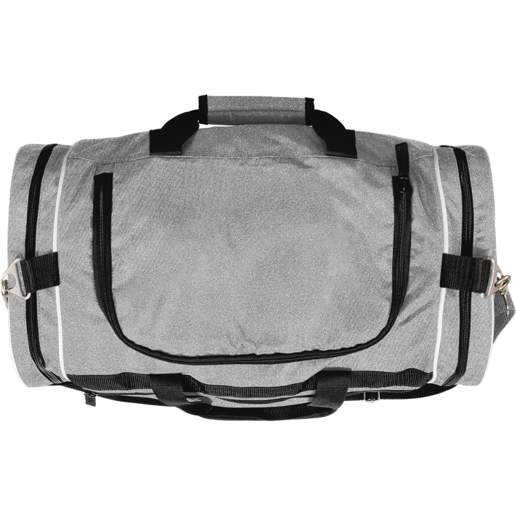 *NEW* Silver Glitter Duffle Bag