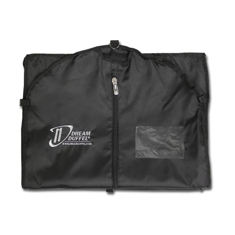 Medium Black Garment Bag