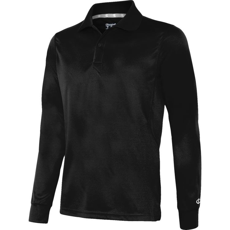 Ultimate Double Dry® Long Sleeve Polo