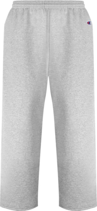 NEW!! Powerblend Fleece Open Bottom Pant