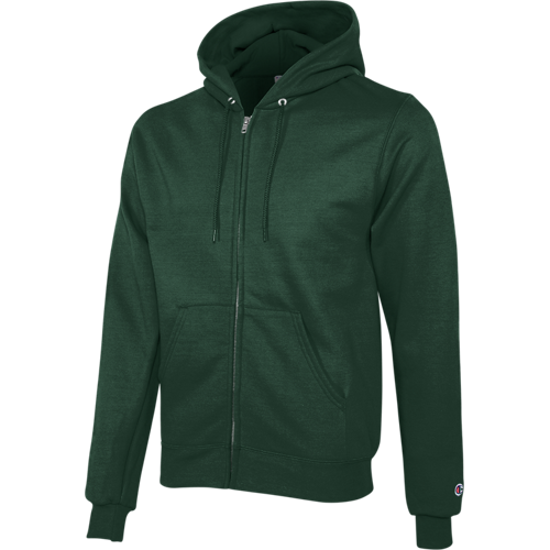 08cb3e8f Champion Powerblend® Fleece Full-Zip Hoodie | Champion Teamwear