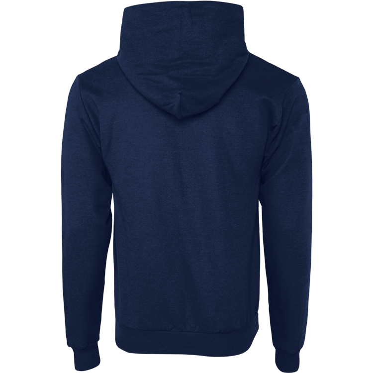 Hoodie no name option on back