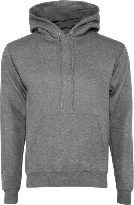 Adult Charcoal Heather Pullover Hoodie