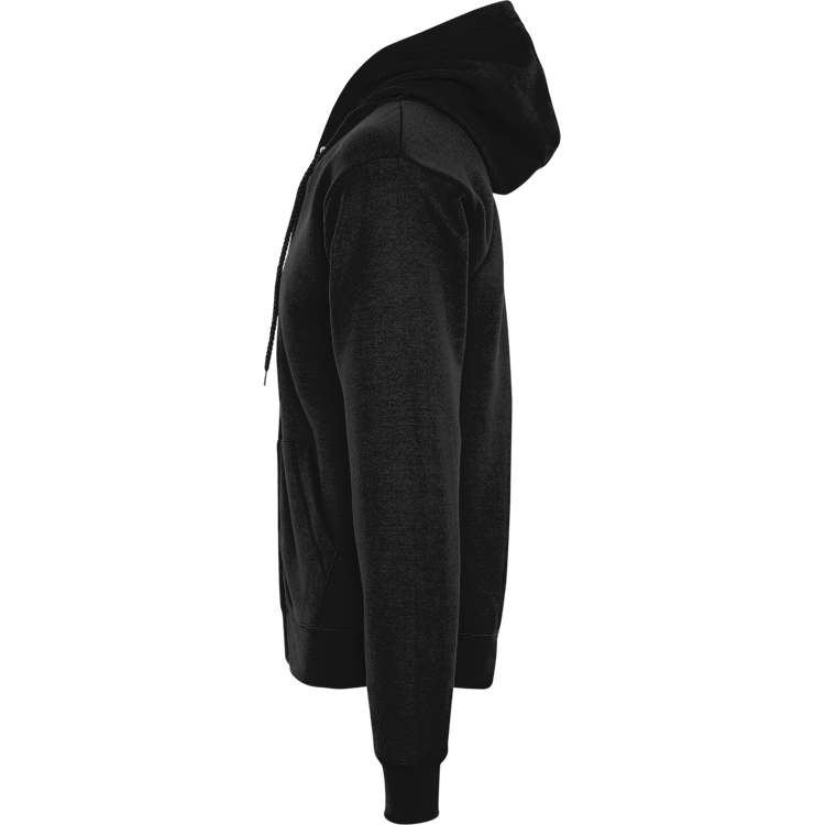CCTC Zip Up Hoodie Black