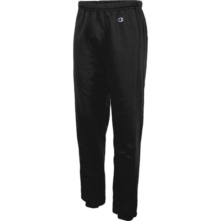 Reverse Weave® Elastic Cuff Pant