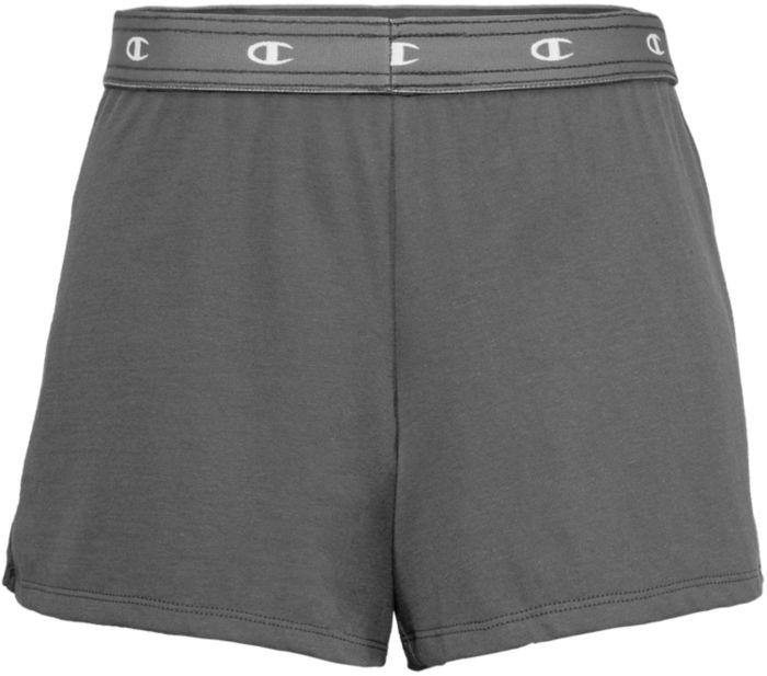 Ladies & Girls Graphite Shorts