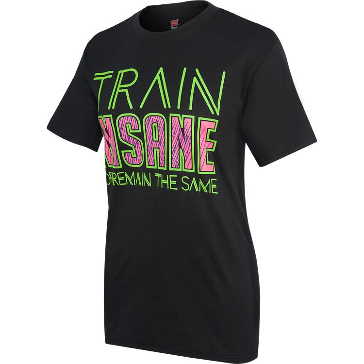 Train Insane In-Stock Tee