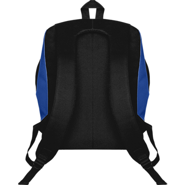 Tri-Color Backpack- Embroidered