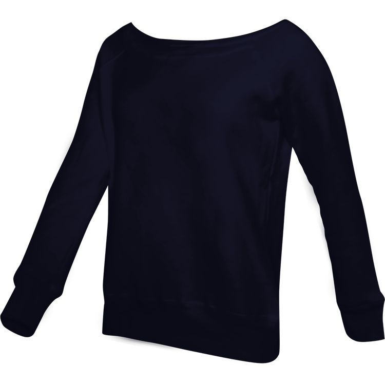 Wideneck Sweatshirt