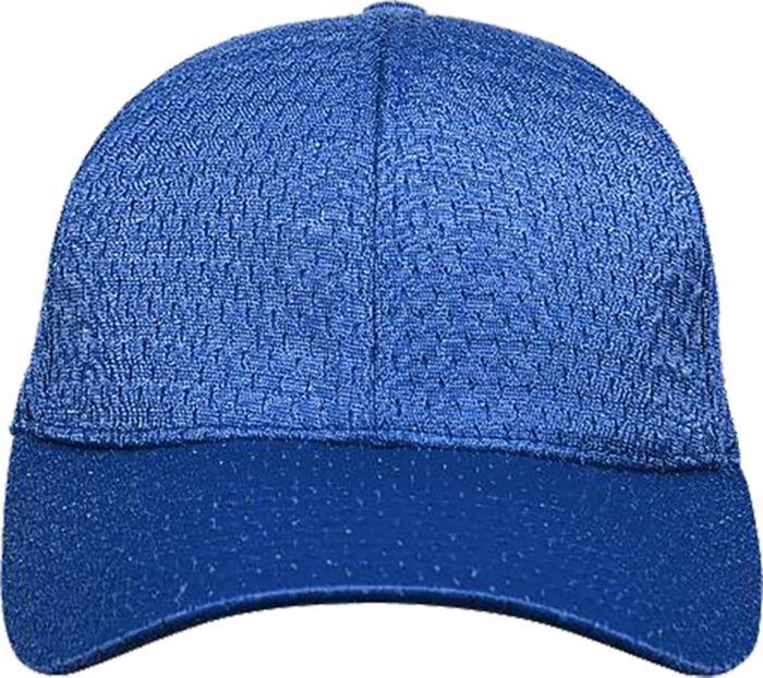 White Mesh Flexfit Hat
