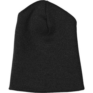 Knit Beanie- Embroidered