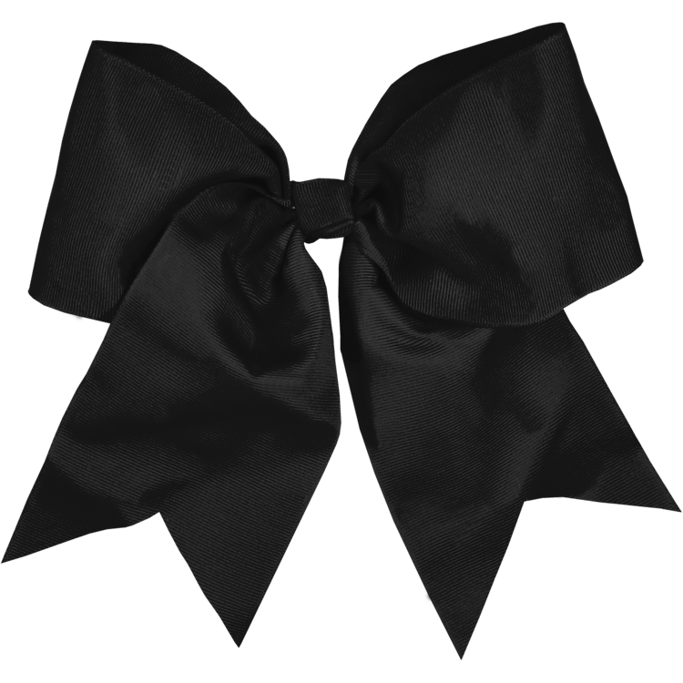 Black Bow for Class