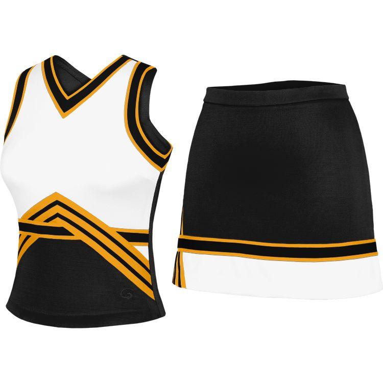 Girls  Cheerleading Uniforms  dfcde4eab
