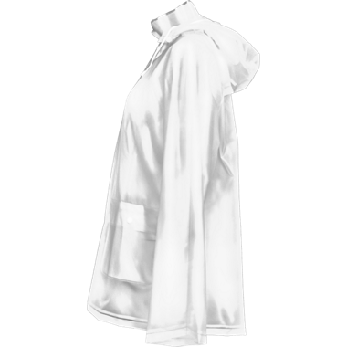 BRG CLEAR RAIN JACKET