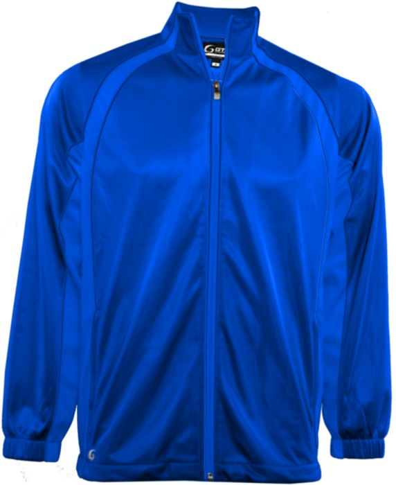 Men's Warm-Up Jacket w/ Personalization