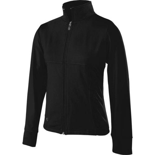 Illusion Jacket - Black