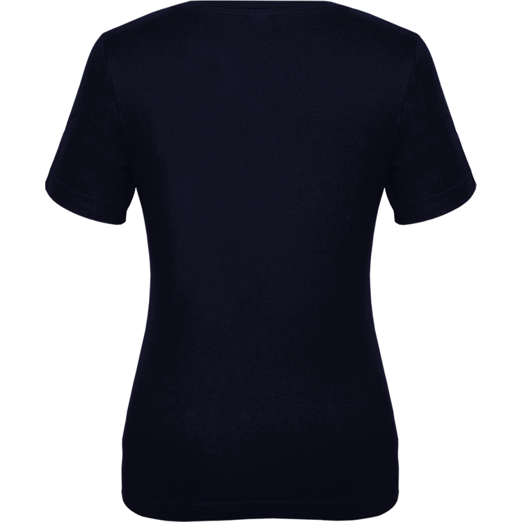 Black V Neck (Women's)