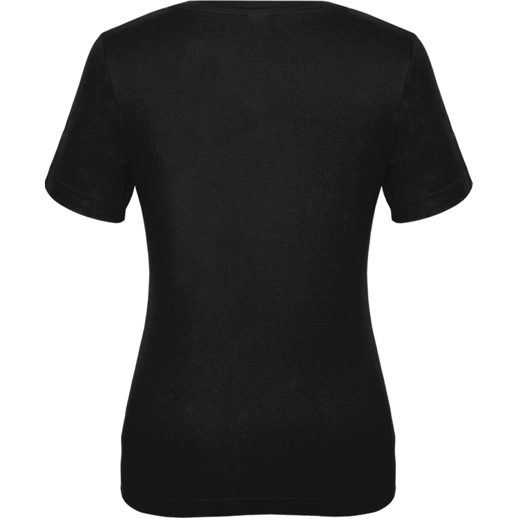 VNeck Shirt Black