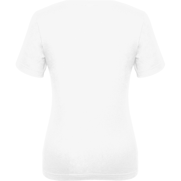 VNeck Shirt White