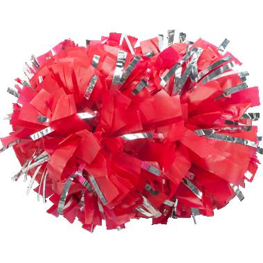 2-Color Metallic Pom