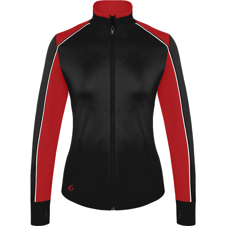 Women's Girls Elevate WarmUp Jacket