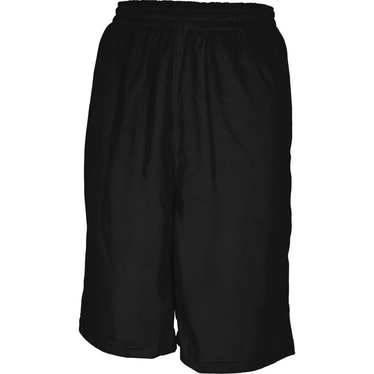 Pocketed Perf Short