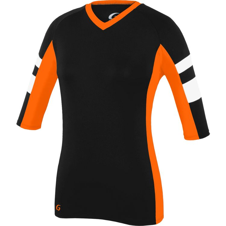 1/2 Sleeve Blocker Jersey